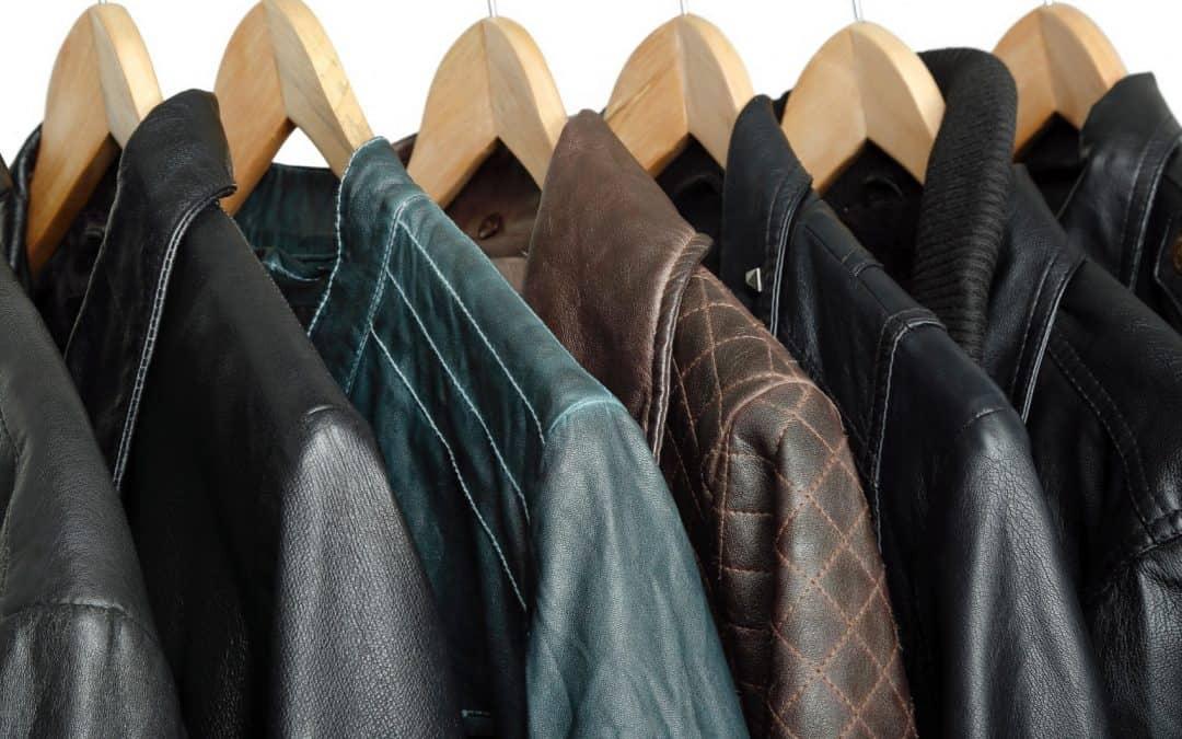 Como lavar casaco de couro