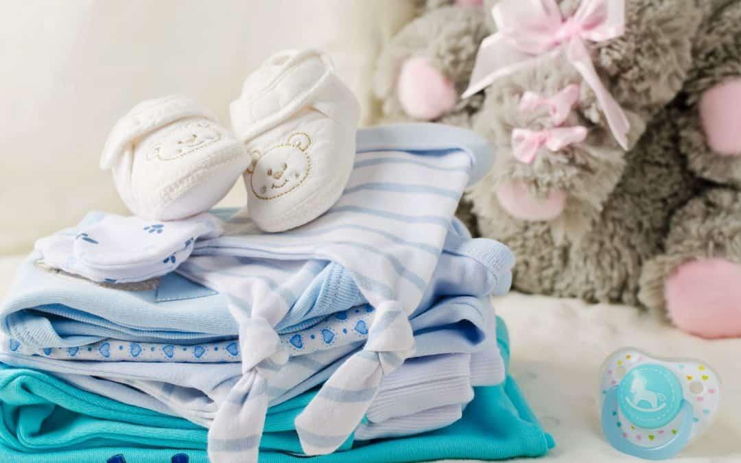 Posso lavar roupa de bebê com sabao em pó?