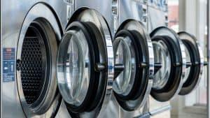 serviços de lavanderia