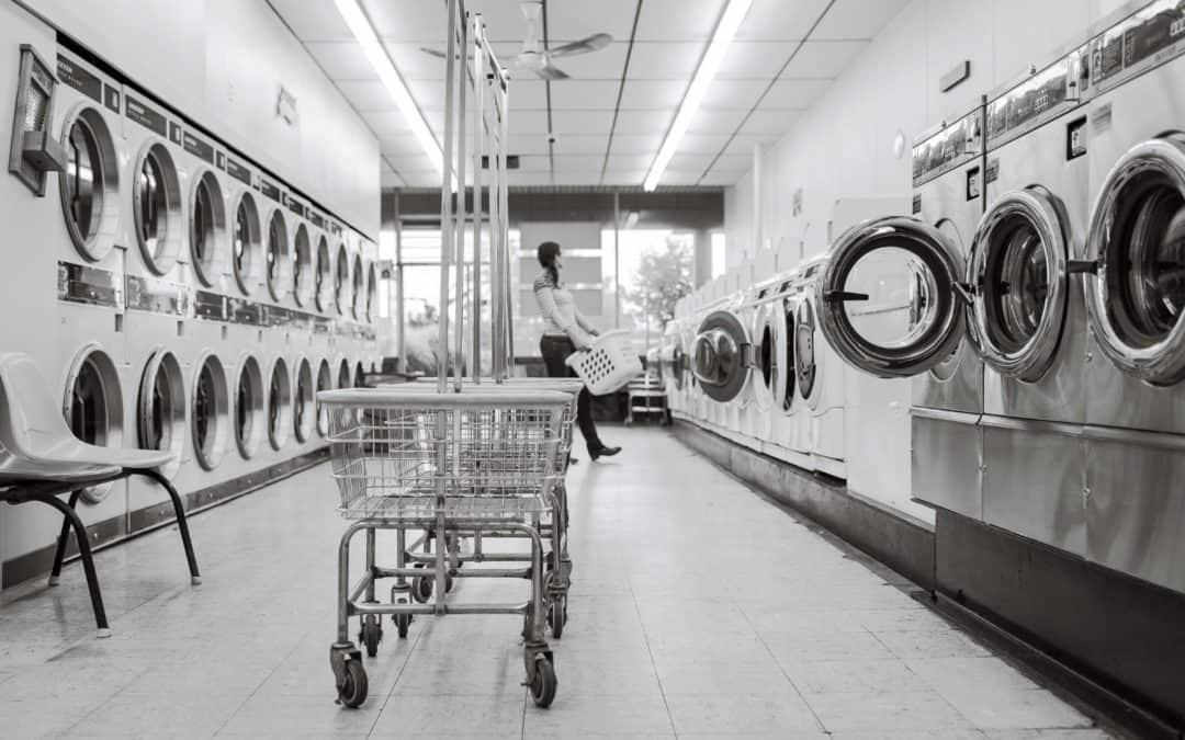 Lavanderia no Recreio