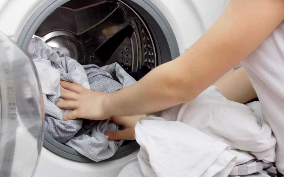 Como lavar roupa do modo correto