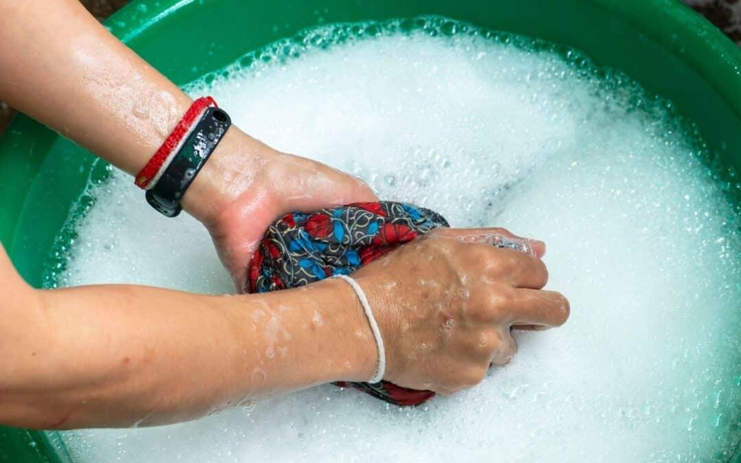 Como lavar roupa na mão – Dicas incríveis