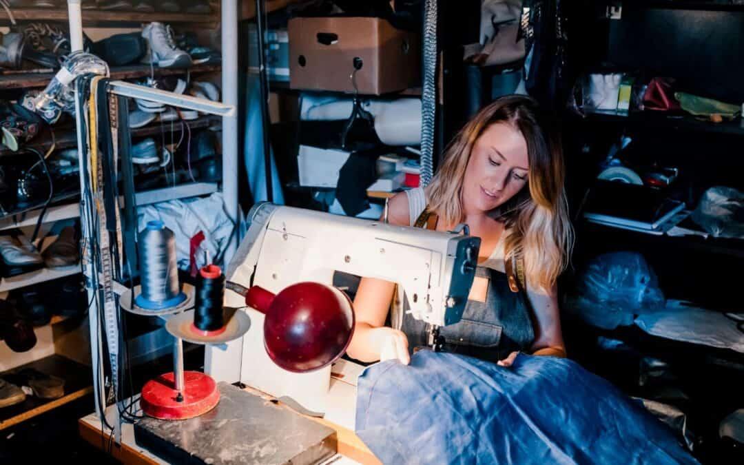 Como costurar na máquina?