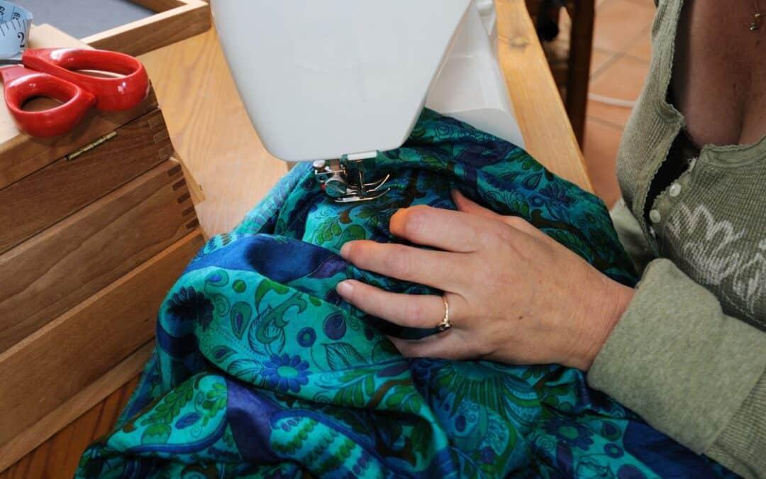 Como costurar vestido?