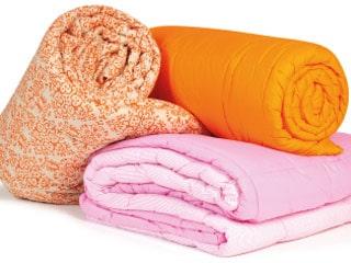 lavanderia edredom