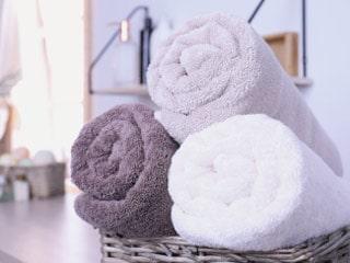 lavanderia toalhas