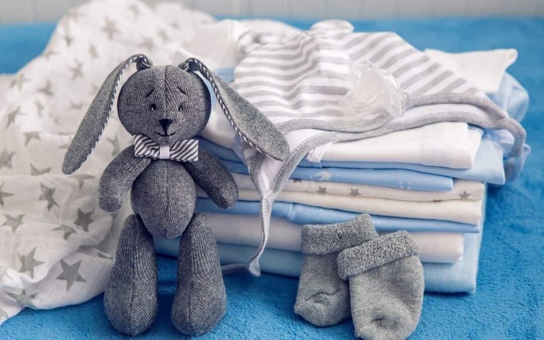 Como lavar roupa de bebê – Dicas Incríveis