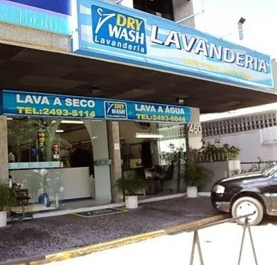 Dry Wash Barra Olegário Maciel